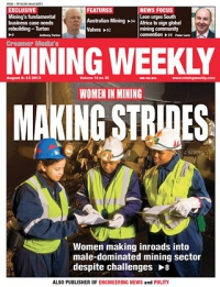 Mining Weekly - Women making inroads into male-dominated mining sector despite challenges